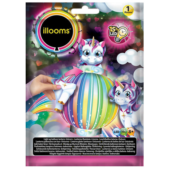 illooms - Unicorn Lantern