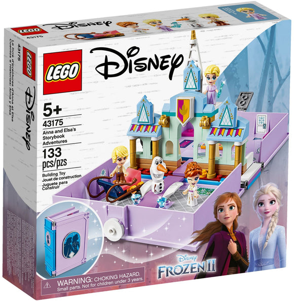 LEGO Disney/43175/ - Anna and Elsa's Storybook Adventures