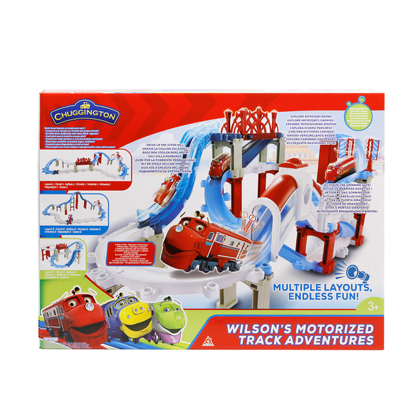 Chuggington - Wilson Motorized Track Set