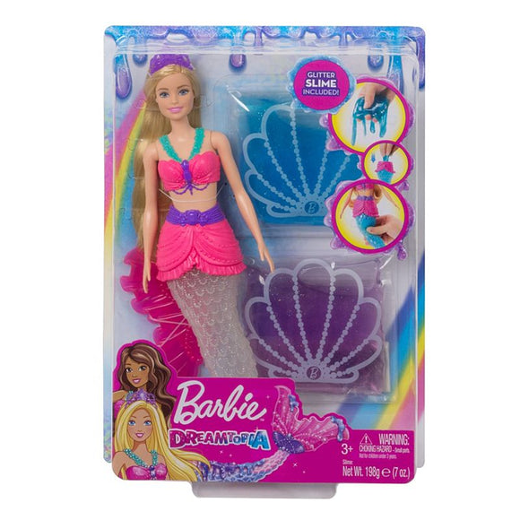Barbie - Dreamtopia Mermaid Doll