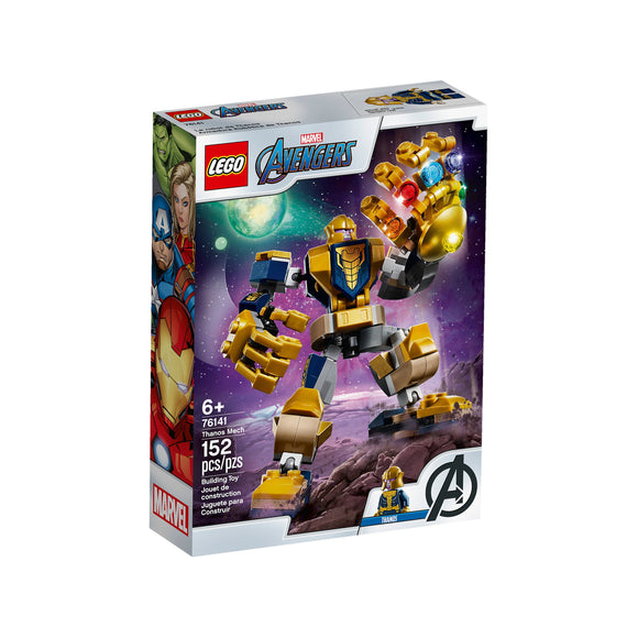 LEGO Marvel - Thanos Mech
