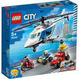 LEGO City/60243/ - Police Helicopter Chase