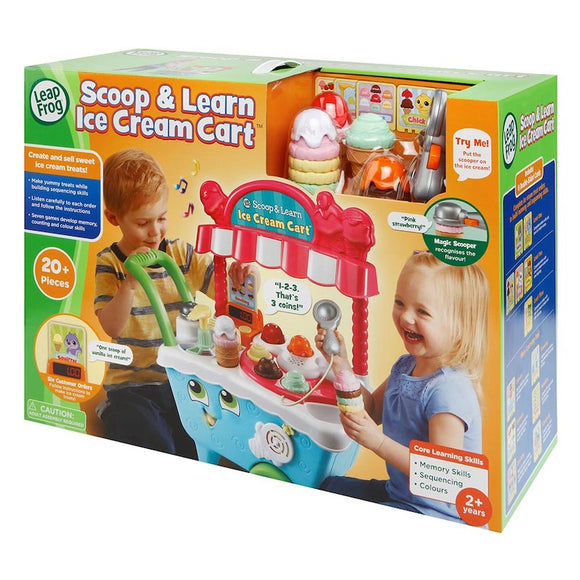 Leapfrog - Scoop & Learn Ice Cream