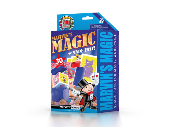 Marvin's Magic - Magic Made Easy 30 Tricks Set 1