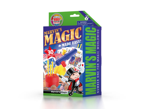 Marvin's Magic - Magic Made Easy 30 Tricks Set 2