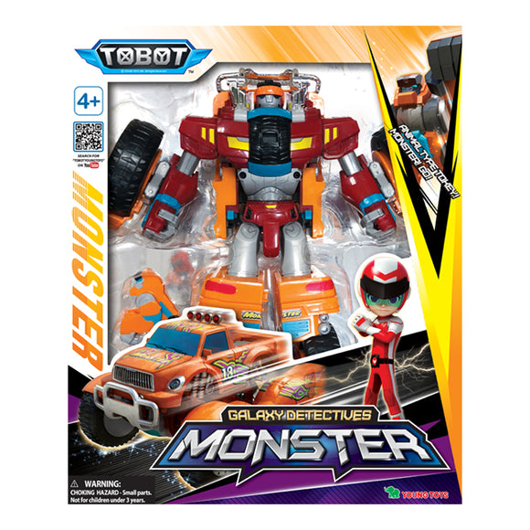 Tobot Galaxy Detectives- Monster