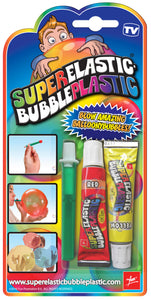 Fun Promotion - Super Elastic Bubble Plastic