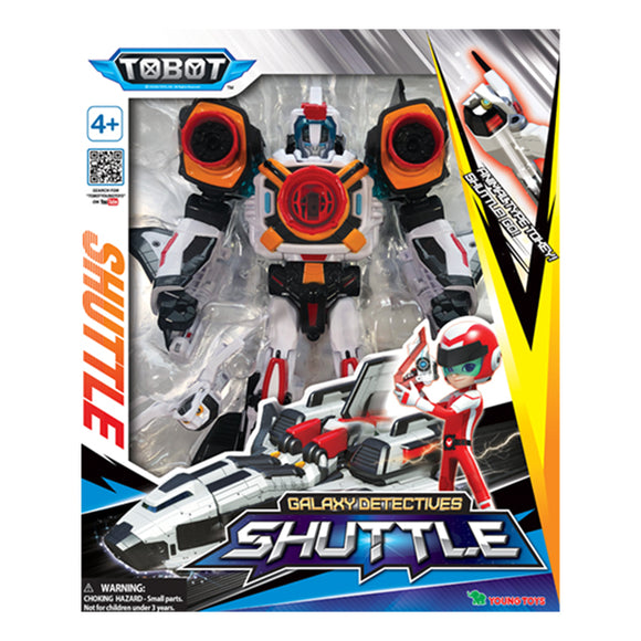 Tobot Galaxy Detectives - Shuttle