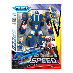 Tobot Galaxy Detectives- Speed