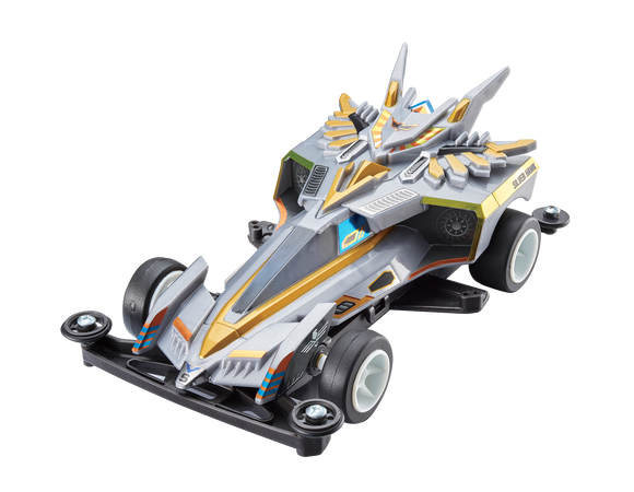 Tobot Super Racing - Cylone Hawk