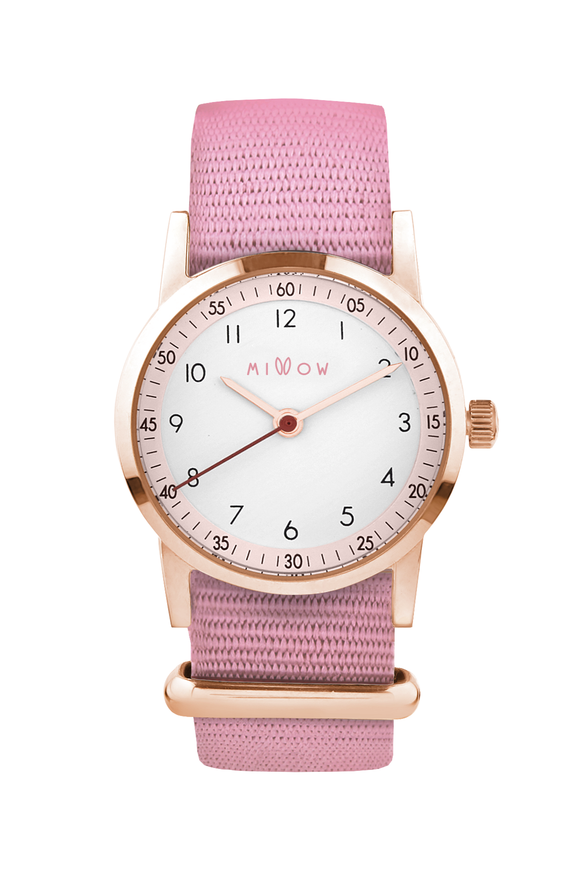 Millow Blossom - Pink Dragee Strap