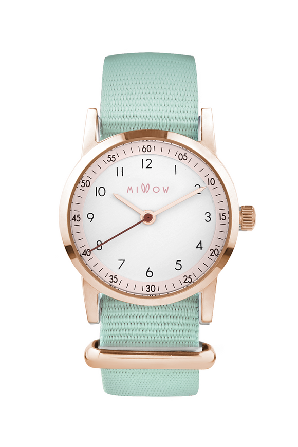 Millow Blossom - Fresh Mint Strap