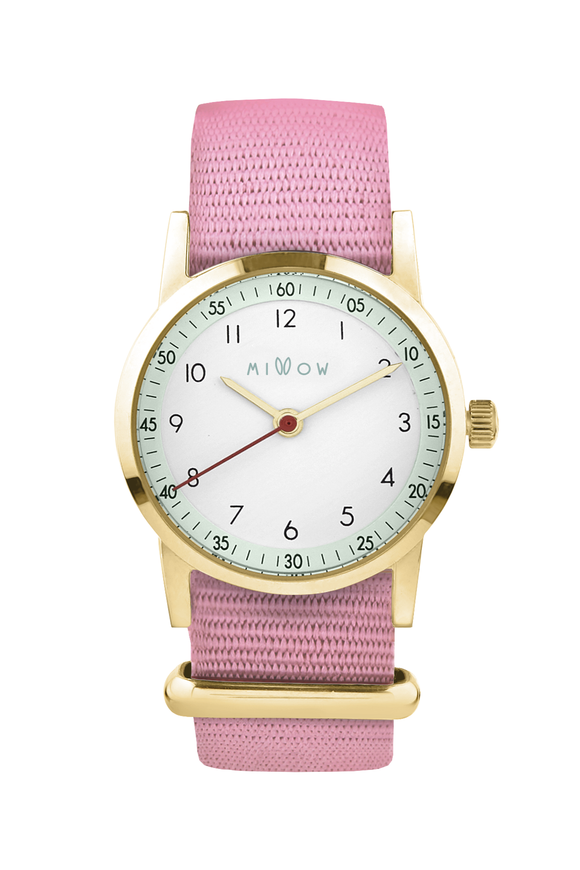Millow Opale - Pink Dragee Strap