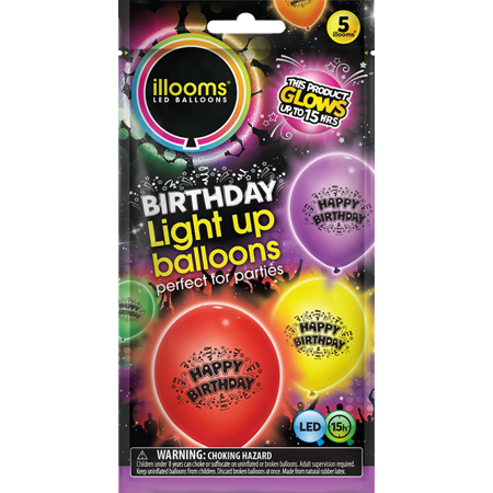 illooms - Happy Birthday