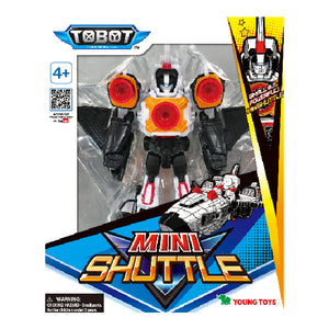 Tobot Galaxy Detectives - Mini Shuttle