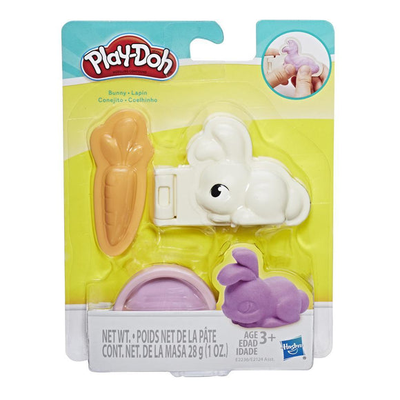 HASBRO PlayDoh Mini Pet Tools - Bunny