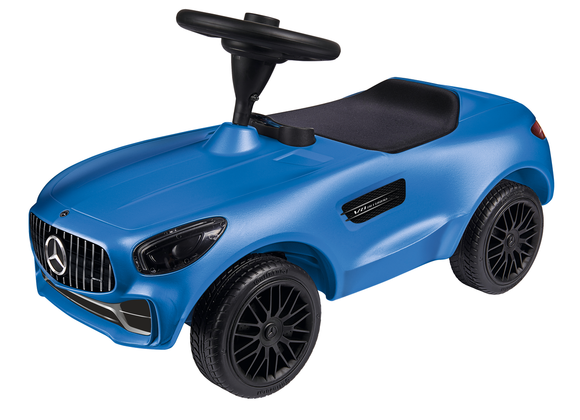 BIG Bobby Car - AMG GT blue