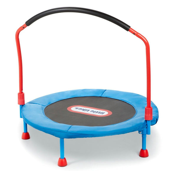 Little Tikes - Easy Store Folding Trampoline