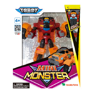 Tobot Galaxy Detectives - Mini Monster