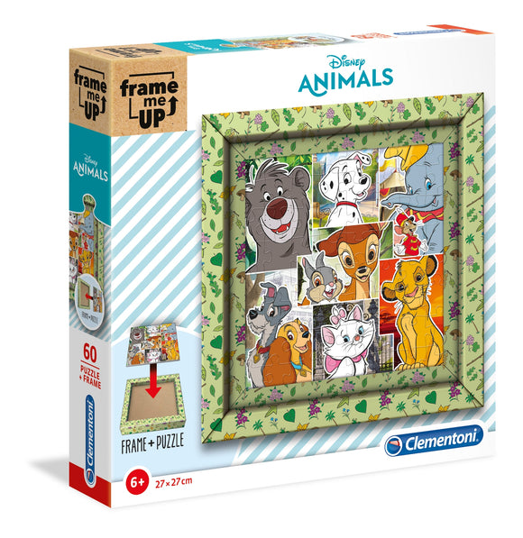 Clementoni Puzzle - Girls Disney Animal Friends