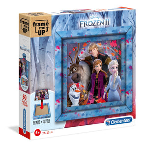 Clementoni Puzzle - Girls FROZEN 2