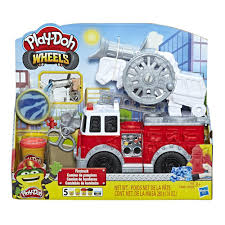HASBRO Playdoh Fire truck