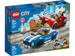 LEGO City/60242/ - Police Highway Arrest