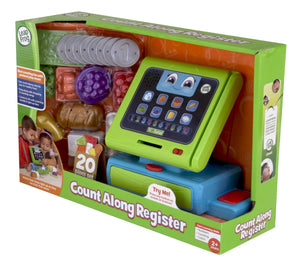 Leapfrog - Count Along Register