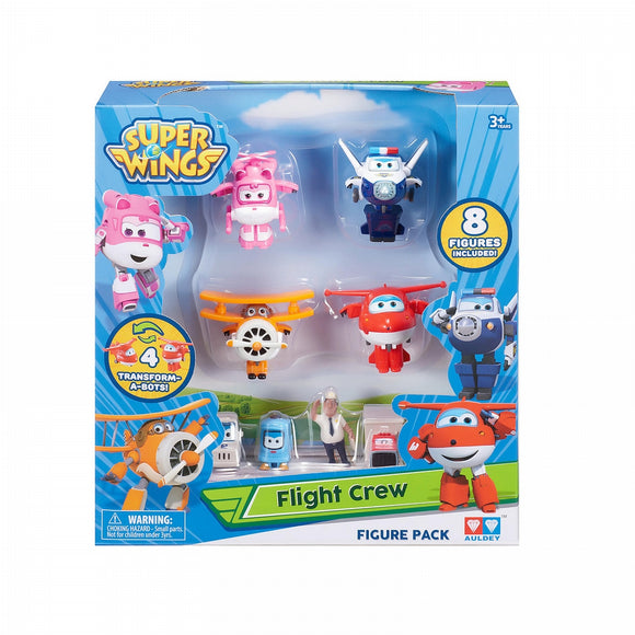 Super Wings - Flight Crew