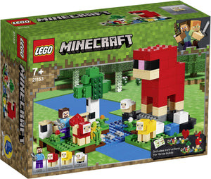 LEGO Minecraft/21153/ - The Wool Farm