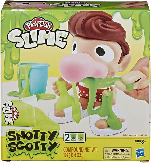 HASBRO Games - Snotty Scotty