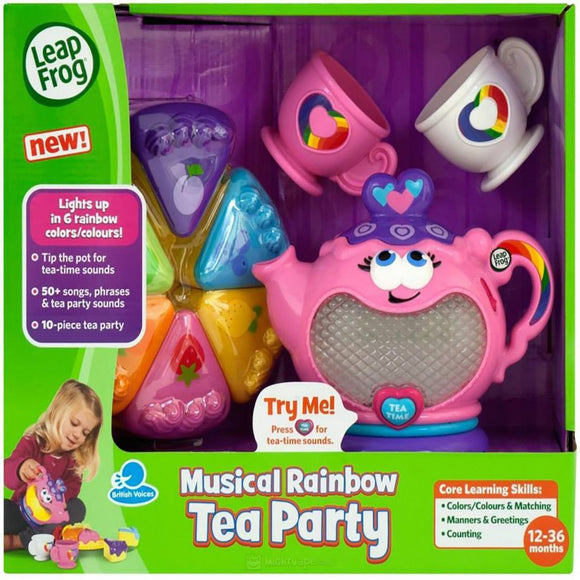 Leapfrog - Musical Rainbow Tea Part