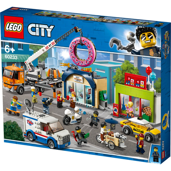 LEGO City/60233/ - Donut Shop Opening