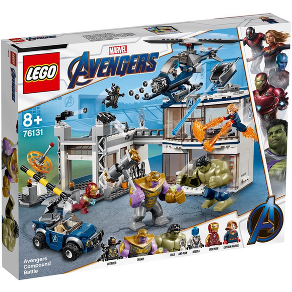 LEGO Avengers/76131/ - Avengers Compound Battle