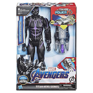 HASBRO Marvel - The Hero Power fx 2.0 Black Panther
