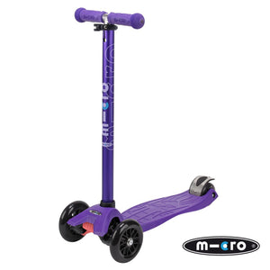 Micro Scooter - Maxi Micro Purple With Black T-Bar