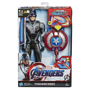 HASBRO Marvel - Titan Hero Power fx 2.0 Captain America