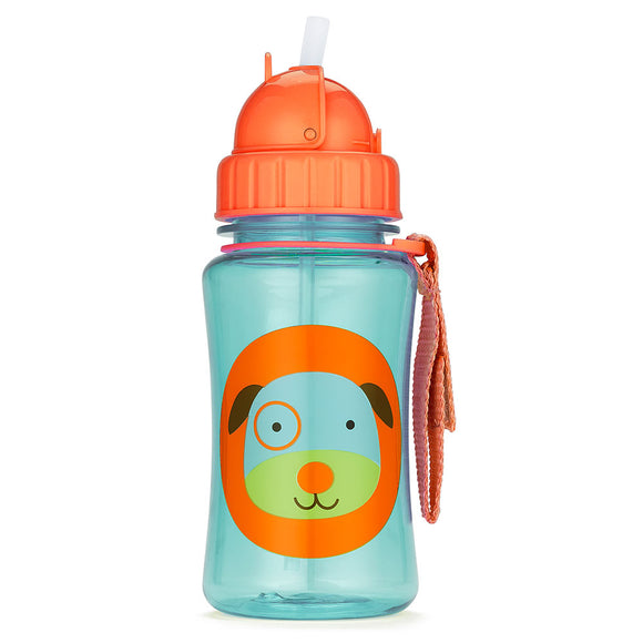 Skip Hop - Zoo Straw Bottle /Усны сав/