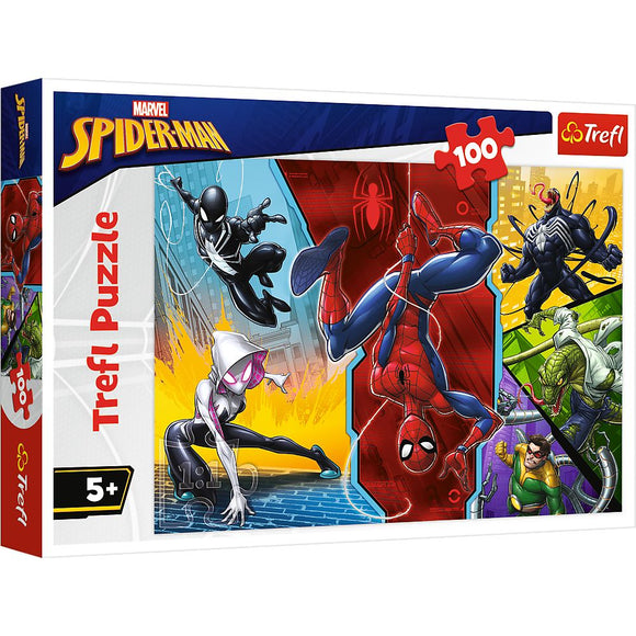 Trefl Puzzle - Marvel Spiderman