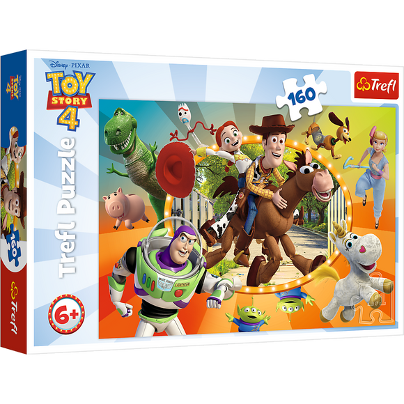 Trefl Puzzle - Toy Story In The World Of Toys