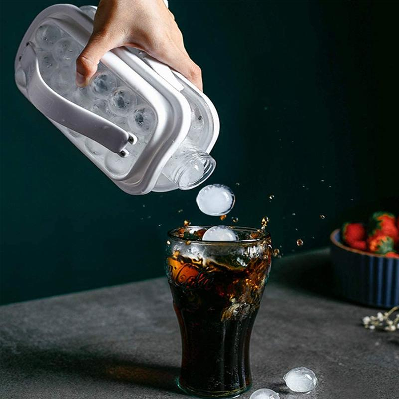 2-in-1 Kettle Type ice Hockey Mould