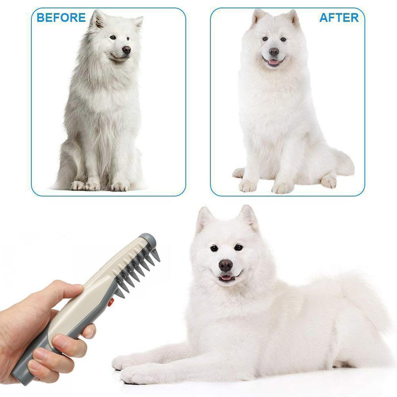 Hirundo® Knot Out Electric Pet Grooming Comb