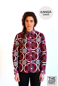 THE KANGA RANGE _ WOMENS_FLOWER DRAGONS