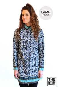 THE LAMU RANGE _ TUNIC FOR HER  _ PASILY IVY