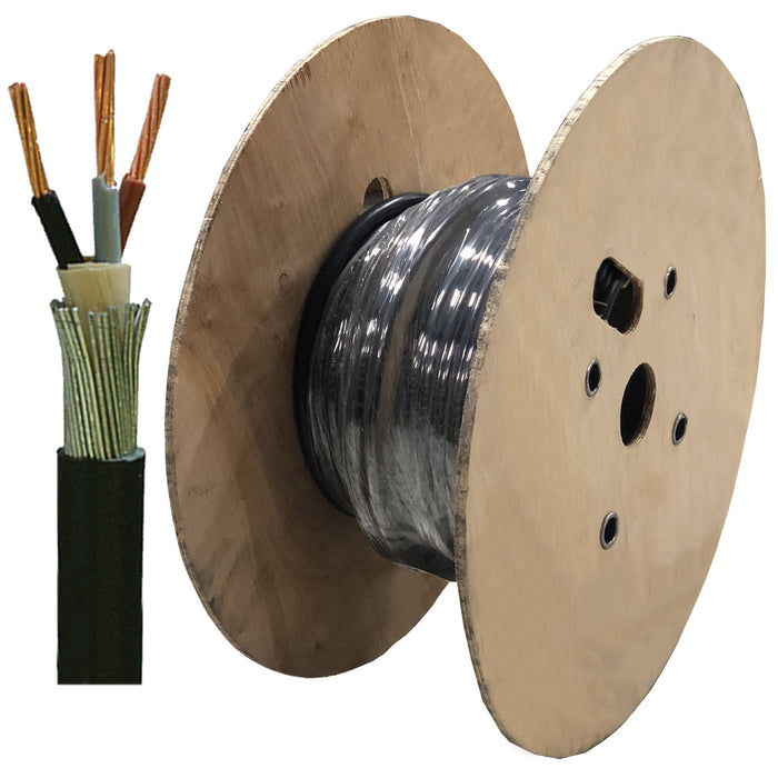 Fine 6Mm 3 Core Swa Steel Wire Armoured Cable 30M Masterlec Wiring Digital Resources Funapmognl