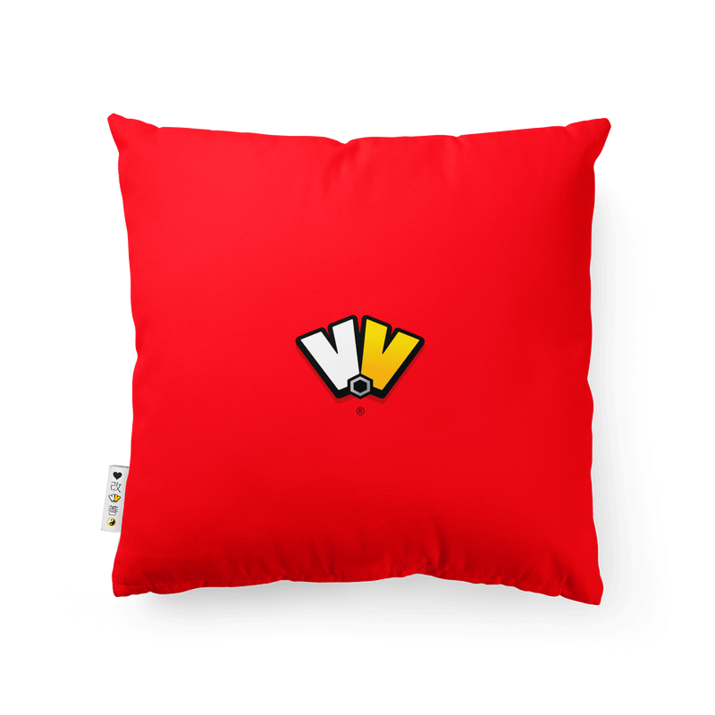 VALENTINE Raspberry Cushion (Red)