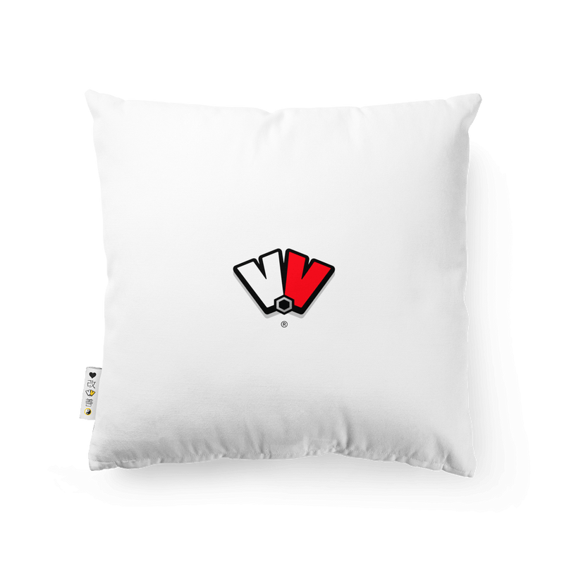 VALENTINE LoVVe Burst Cushion (White)