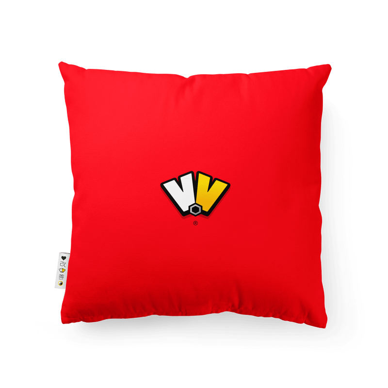 VALENTINE Peng Ting Cushion (Red)