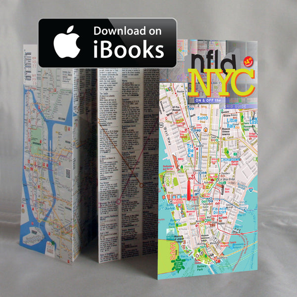 iBooks DIGITAL Guide - Manhattan and Brooklyn for iPad