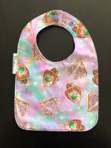 Bubble O Bill & Fairy Bread Bib